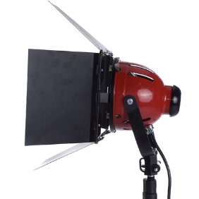 Redhead lighting kits woman